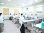 """انطلاق اختبارات """"تعزيز المهارات"""" حضورياً وعن بُعد لطلبة المرحلة المتوسطة والصف الأول ثانوي.. غداً"""